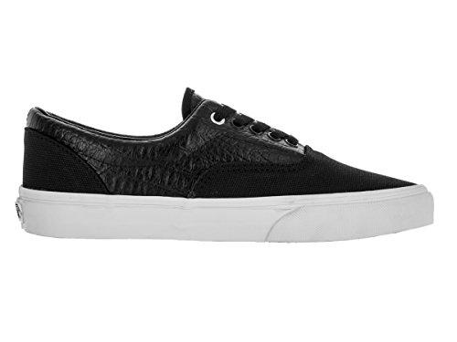 Vnas mens Era (Croc Leather) Black/true White VN-0ZULGGN Black/true WhiteOn Box r4eIGRfq