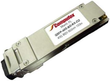 Cisco Compatible QSFP+ 40GBASE-SR-BiDi OM4 150m MMF LC QSFP-40G-BD-RX