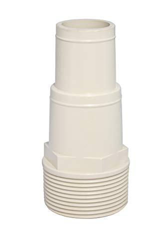 (Swimline Hose 1 1 Adapter, White)
