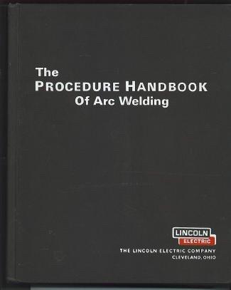 Procedure Handbook of Arc Welding 12ed