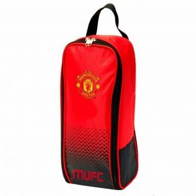 Manchester United Crest Sac /à bottes