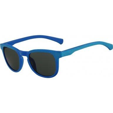 Calvin Klein Unisex Round Blue Sunglasses
