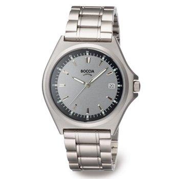Boccia 3546-02 - Men's Wristwatch