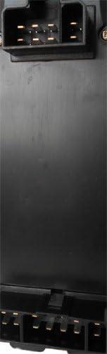 Window Master Control Switch SWITCHDOCTOR Window Master Switch for 2002-2009 Dodge Ram and 2001-2004 Dakota 4 Door 4 Door