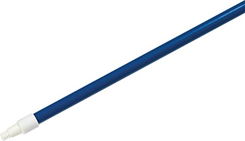 Carlisle 4122514 Spectrum Blue Threaded Fiberglass Handle wi