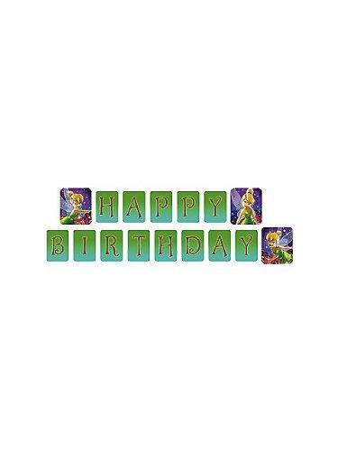 Tinker Bell Letter Banner 8ft ()