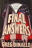 img - for Final Answers: A Novel book / textbook / text book