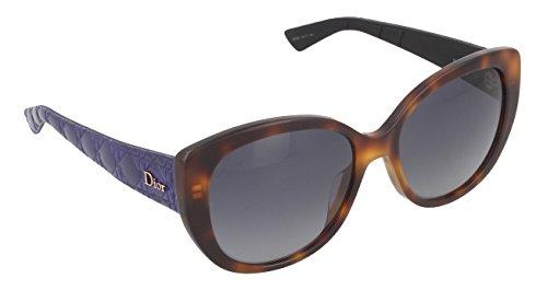 Sunglasses Christian Dior DIOR LADY1R Tortoise - Cat Eye Christian Glasses Dior