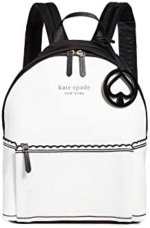 Kate Spade New York Women`s The Sport Knit City Backpack Optic White One Size / Kate Spade New York Women`s The Sport Knit City Backpack Optic White One Size