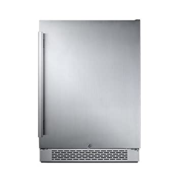 Avallon 5.5 Cu Ft Built-In 24 Refrigerator Right Hinge