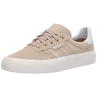 adidas Originals Men's 3MC Regular Fit Lifestyle Skate Inspired Sneakers Shoes, Savannah/ftwr White/chalk White, 6 M US