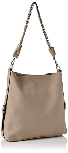 ef0b2ff11643 New Look Womens Emily Slouchy Shoulder Bag Off-White (Oatmeal)