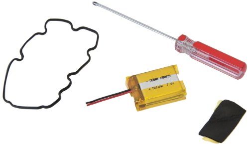SportDOG Brand Transmitter Battery Kit for SD-1225/SD-825