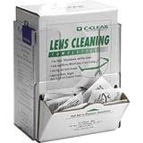 Horizon Mfg. Lens Cleaning Towelette Dispenser, 5157, 5-1/4''L(5157)
