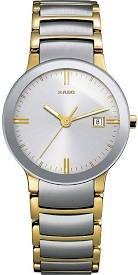 Rado Women's R30932103 Cerix Two Tone Stainless Steel Watch