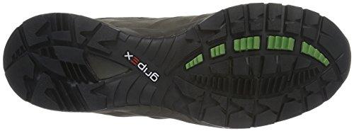 Mammut Tatlowgtx, Zapatos de Low Rise Senderismo para Hombre Marrón (Bark-Artichoke)