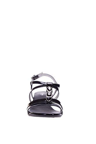 Nero Giardini - Sandalias de mujer P615540D-100sandalias de color t.60 negro