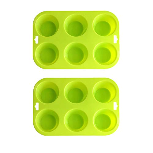 Mirenlife Non Stick Silicone Muffin Cupcake product image