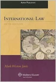 Book International Law 5th (fifth) edition Text Only
