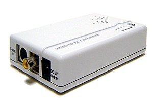 amazon com ultra composite video s video to vga converter scaler rh amazon com