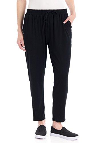 UPC 888172206488, Hue Women's Chill Rayon Jersey Skimmer , Black, Large