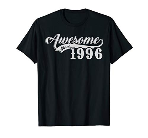 Awesome Since 1996 Born In 1996 - Serigraph 1996