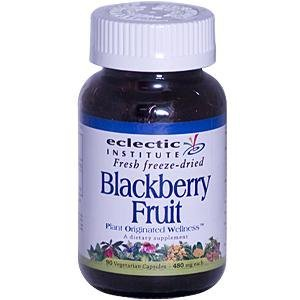 Eclectic Institute Inc Blackberry, 90 Caps by Eclectic Institute