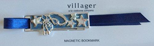 liz-claiborne-willager-magnetic-bookmark
