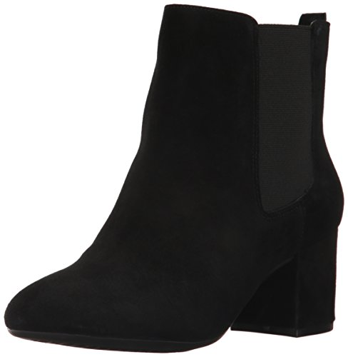 Aerosoles Women's Stockholder Boot Black Suede