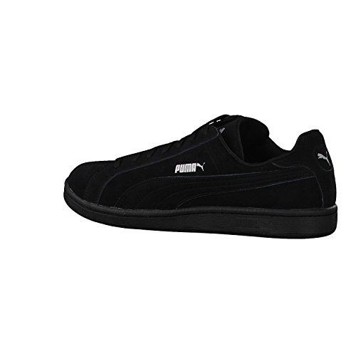 Black Total Sneakers Uomo Nuova 362836 Nero Basse 01 Puma 2017 Smash Buck schwarz Collezione Puma wf08Hqx
