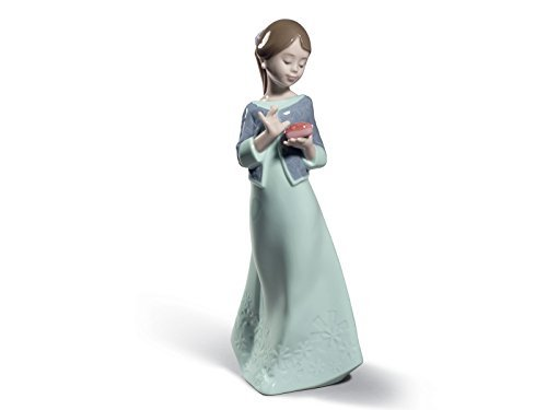 Nao by Lladro Collectible Porcelain Figurine: A Gift from the Heart (Special Edition) ()