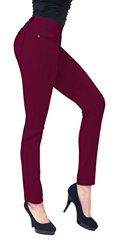 women color skinny jeans - 7