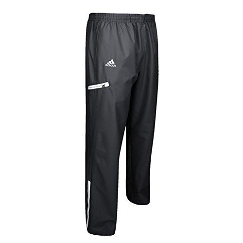 Adidas Climalite Shockwave Mens Woven Training Pant XLT Black-White