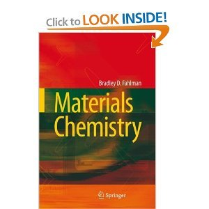 Materials Chemistry 2nd (second) edition - Materials Chemistry Fahlman