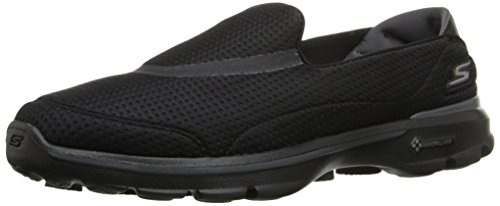 Femme Skechers Unfold Walk Go Basses Noir Black Sneakers 3 nBBvWPz