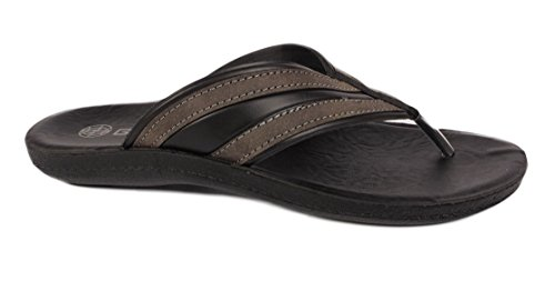 94a374cce79 Mens Gezer Togo Series Summer Beach Holiday Toe Post Flip Flops Sandals   Amazon.co.uk  Shoes   Bags