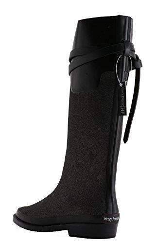 Tall Henry Ambiance Boots Pewter Rain Pewter 100 Ferrera Womens UxOvgO