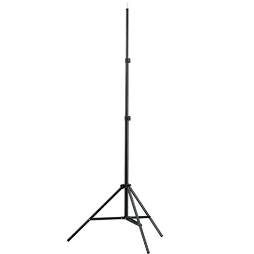 vidaXL Lampenstativ Höhe 78 - 205 cm