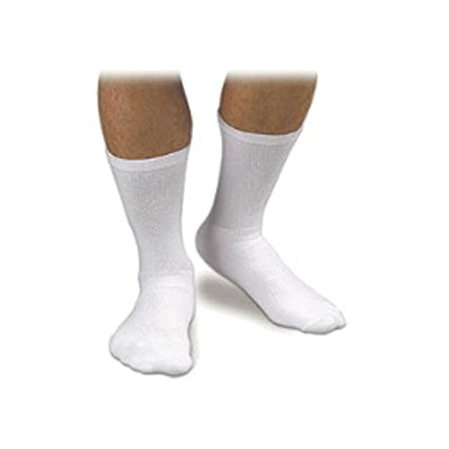 Activa® CoolMax® Athletic Support Socks, 20-30 mm Hg Crew X-Large # (Activa Support Socks)