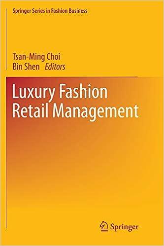 amazon luxury fashion retail management springer series in