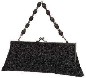 Carlo Fellini - Freja Evening Bag (61 5006) (Black)