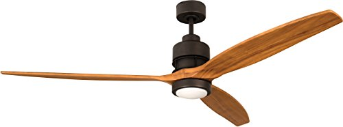 Craftmade K11260 Sonnet Ceiling Fan with Sonnet Light Oak