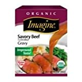 IMAGINE GRAVY BEEF ORG 13.5FO