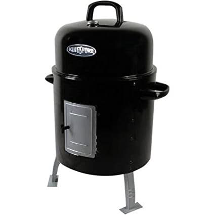 The Best Charcoal Smoker 4