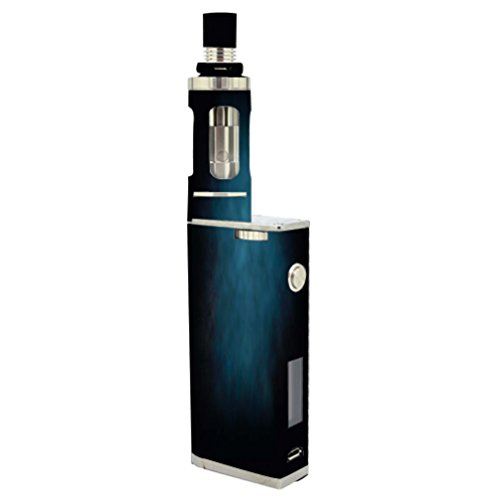 Price comparison product image Decal Sticker Skin WRAP Blue Smoke Art for Aspire Odyssey Kit