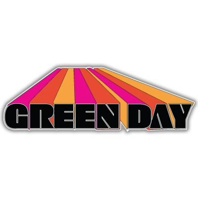 Green Day rock Vynil Car Sticker Decal - 6