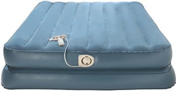 Amazon.com: Aerobed instasleep Raised hinchable Bed: Home ...