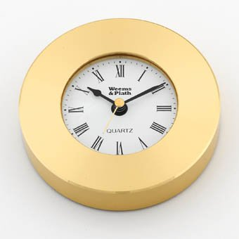 Weems & Plath Marine Navigation Clock Chart Weight (Brass) by Weems & Plath