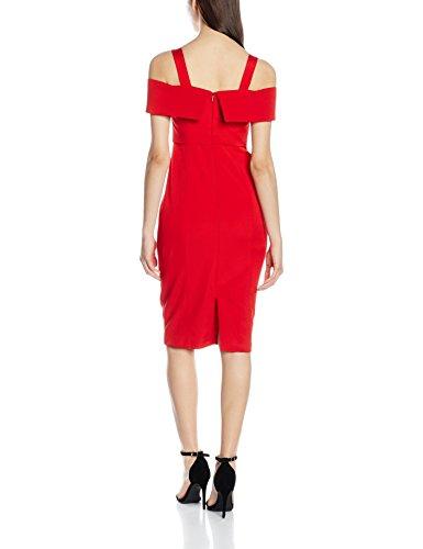 Glamour Rot Red Hortense Kleid Coast Damen pt4IWT