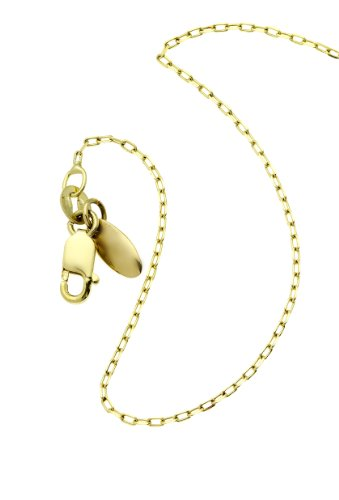Miore - CHN001AGY - Chaine Femme - Or jaune 750/1000 (18 carats) 1.8 gr - 42 cm